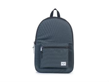 Herschel Settlement Classics Backpack Dark Shadow Black  big