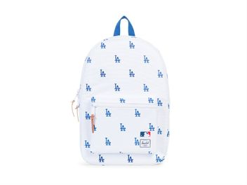 Herschel Settlement MLB Backpack bianco big