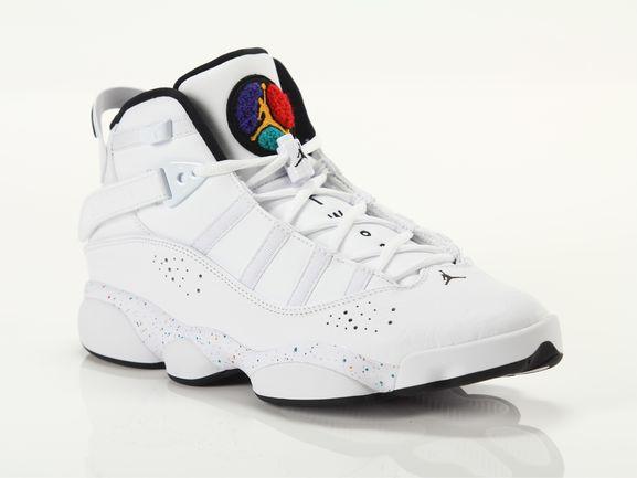 half off 3d77e 7c995 Jordan Jordan 6 rings white Man 322992 100 | YOUSPORTY