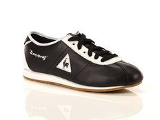 Sneakers Le Coq Sportif Wendon Lea Black Optical White