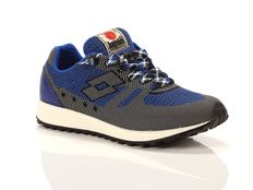 Sneakers Lotto Leggenda Fuji Ito Blue Pacific Grey Cement