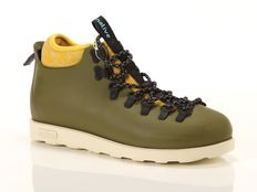 Boots Native 2 Fitzsimmons Block Rookie Green Honey Yellow