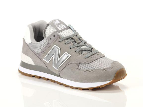 New balance 574 grey Man Ml 574 spu