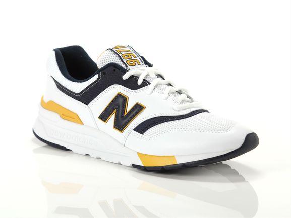 new balance 997 white