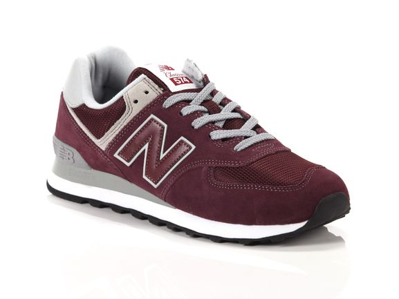 check out af057 946c7 New balance 574 red Man Ml 574 egb | YOUSPORTY