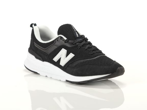 New Balance CW997 W shoes black white