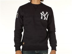 Felpa New Era Cooperstown Crew Neck
