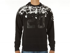 Felpa New Era Fa Crew Neck Blk
