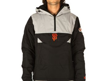 New Era MLB Smock Jacket big