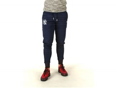 Pantalone New Era Remix II Track Pant New York Yankees Nvy