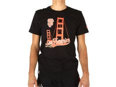 T-shirt New Era MLB Location Tee San Francisco Giants Blk