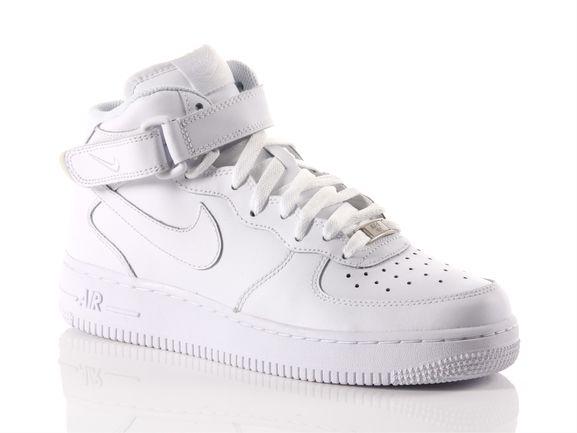 Nike Air force 1 mid 06 bg white Kid