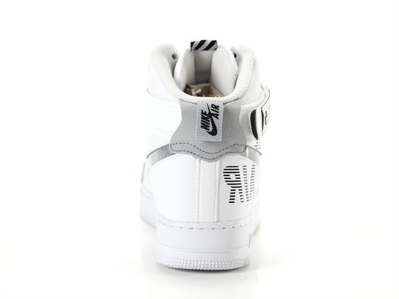 Nike Air Force 1 High WhiteGrey | CQ0449 100