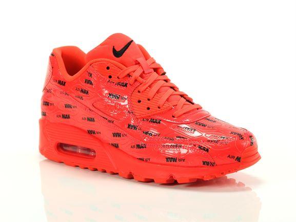 online store d7de8 711ee Nike Air max 90 premium red Man 700155 604   YOUSPORTY