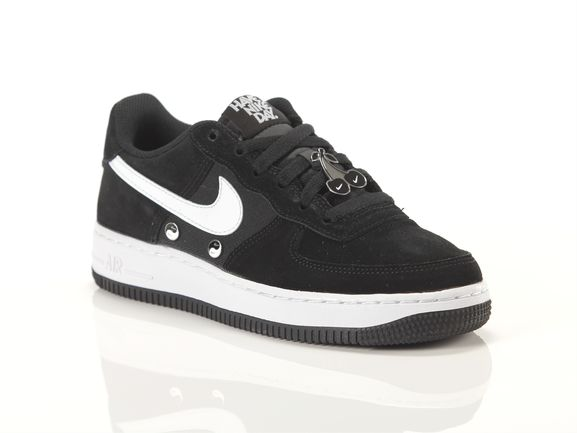 NIKE AIR FORCE 1 LV8 NIKE DAY Nero Ragazzoa