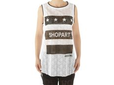 Canotta Shop Art Tank Awesome 03