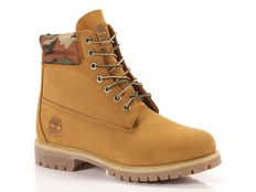 Scarponcino Timberland 6-Inch Double Collar boot