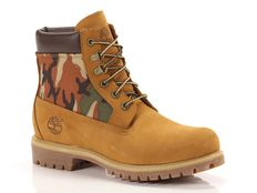 Scarponcino Timberland 6-Inch Panel Boot