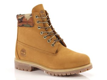 Timberland 6-Inch Double Collar boot giallo big