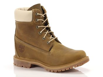 Timberland 6-Inch Premium With Internal Wedge Marrone chiaro big