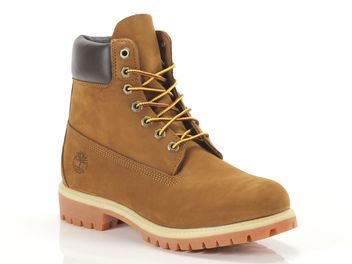 Timberland Waterproof Boot 6-Inch Premium Rust Nubuck big
