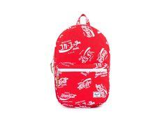 Zaini Herschel Lawson Backpack Coca Cola