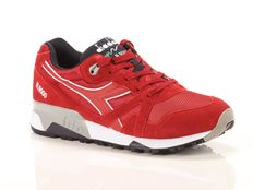 Sneakers Diadora N9000 Nyl II Red