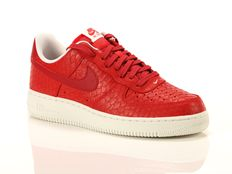 Sneakers Nike Air Force 1 07 LV8 Action Red