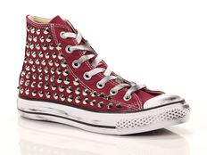 Sneakers Alte Converse Chuck Taylor All Star Core High Custom By Seddy s