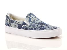 Sneakers Vans Classic Slip On Indigo Tropical