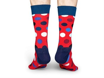 Image of Happy Socks Big Dot Sock Calzini