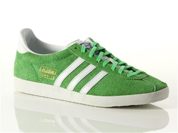 Adidas Gazelle Verdi