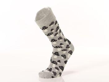 Image of Happy Socks Shrooms Sock Calzini