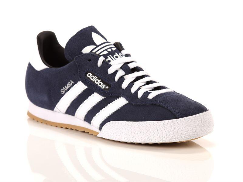 Image of Adidas samba super suede, 42, 44 Uomo, NoirNegro