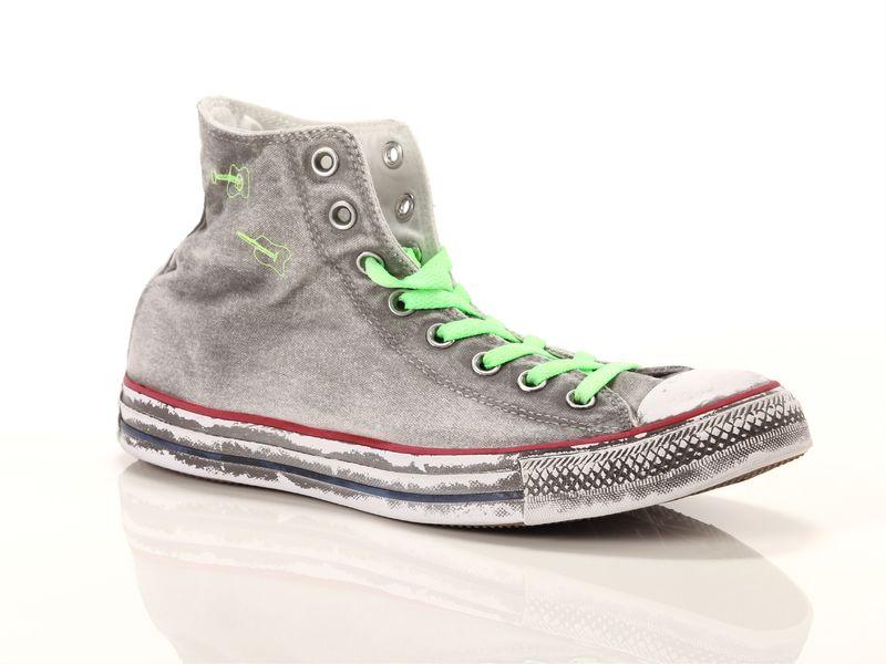 Image of Converse chuck taylor all star high limited edition grey green, 36, 36½, 40, 41½ AzulBleu