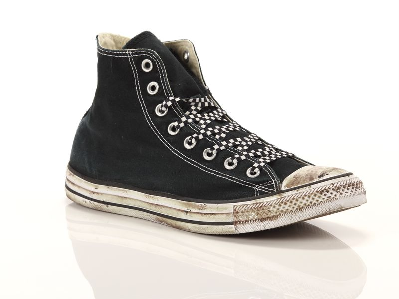 Image of Converse chuck taylor all star high limited edition nere bianche, 37 BleuBluAzulBleu