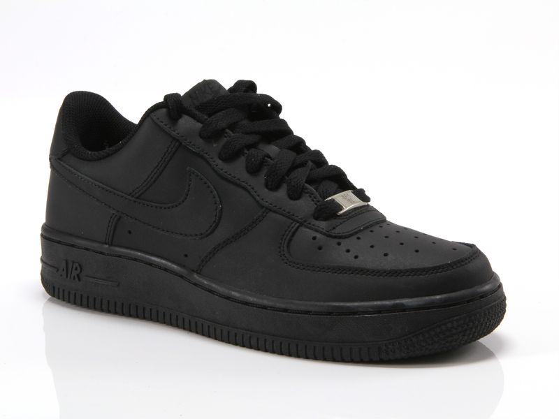 Image of Nike air force 1 06, 36, 36½, 37½, 38, 38½ Unisex ragazzi, NeroNoir
