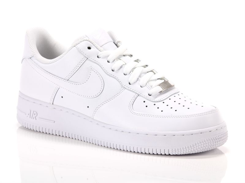 Image of Nike air force 1 07 le white white, 44, 44½, 45, 46, 41, 42½, 43 Uomo,