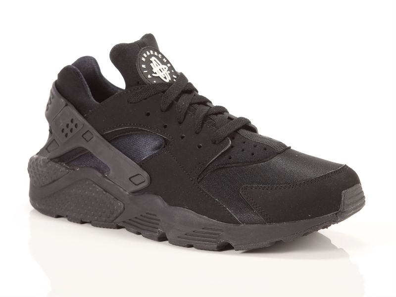 Image of Nike air huarache run triple black, 44, 44½, 45, 46, 40½, 41, 42, 42½, 43 Uomo,