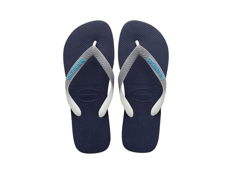 Image of Havaianas top mix grigio blu, 29-30, 31-32 Bambino, Noir