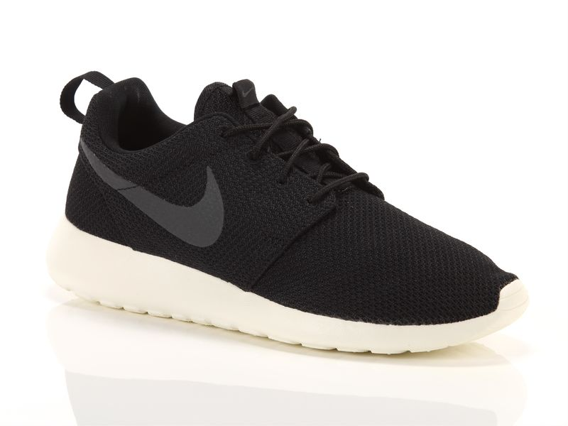 Image of Nike roshe one black, 44, 42½ Uomo, Negro