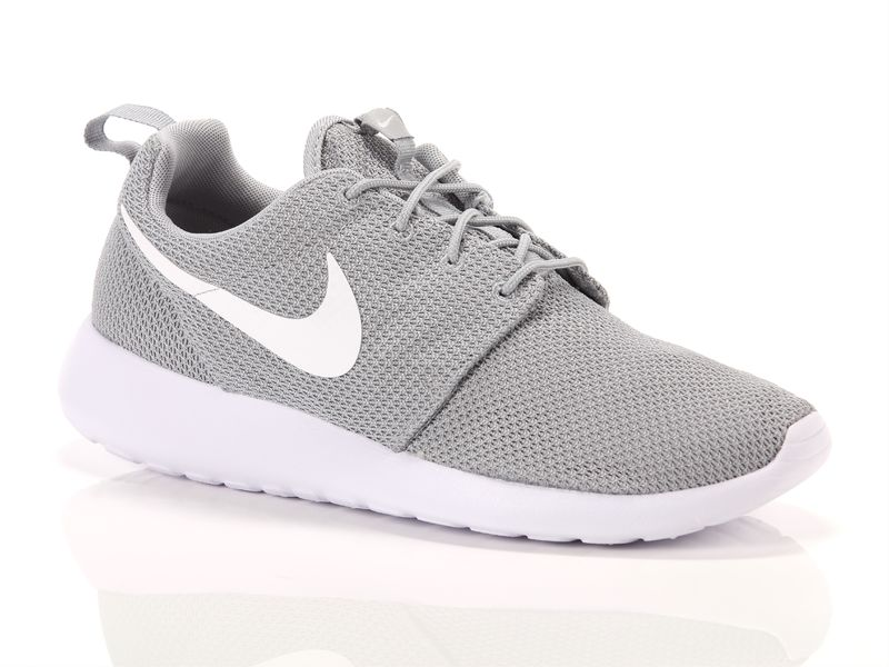 Image of Nike roshe one wolf grey, 45, 40½, 41, 42, 42½ Uomo, Negro
