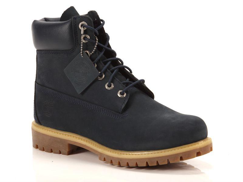 Image of Timberland waterproof boot 6-inch premium heritage, 43½ Uomo,