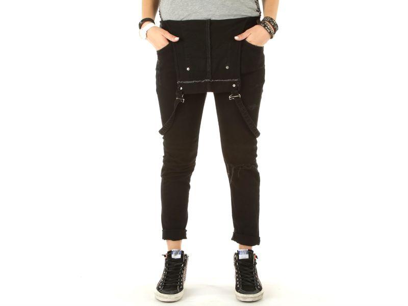 Image of Berna salopette jeans donna, 40 Donna,
