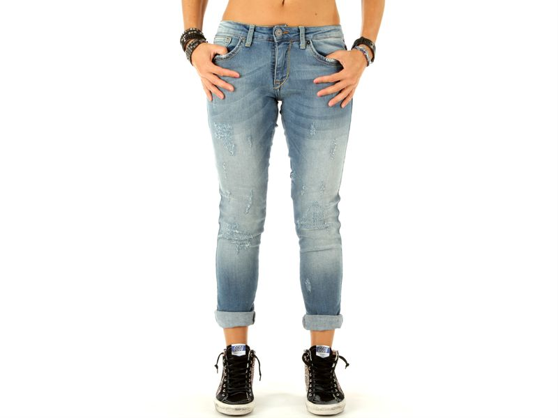 Image of Berna jeans donna, 40, 44 Donna,
