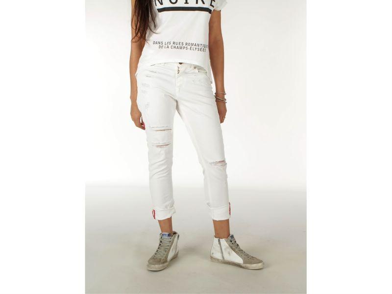 Image of Berna jeans donna con strappi, 38 Donna,