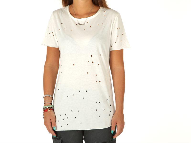 Image of Berna t-shirt latte, XS Donna,