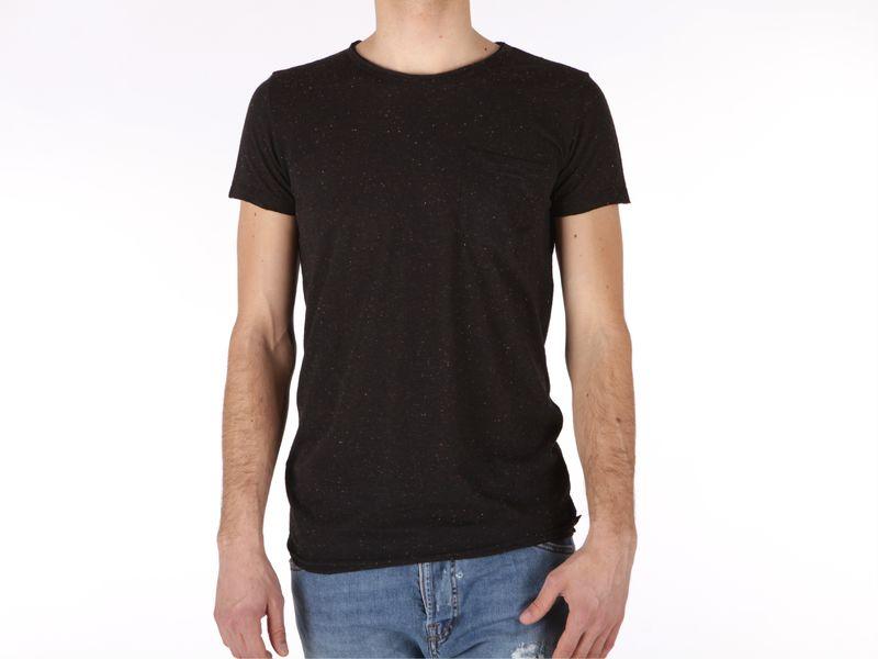 Image of Berna t-shirt uomo nero, S Uomo, Negro