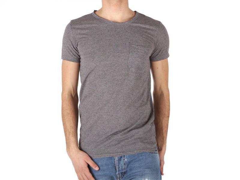 Image of Berna t-shirt uomo grigio, M, XL Uomo, Negro