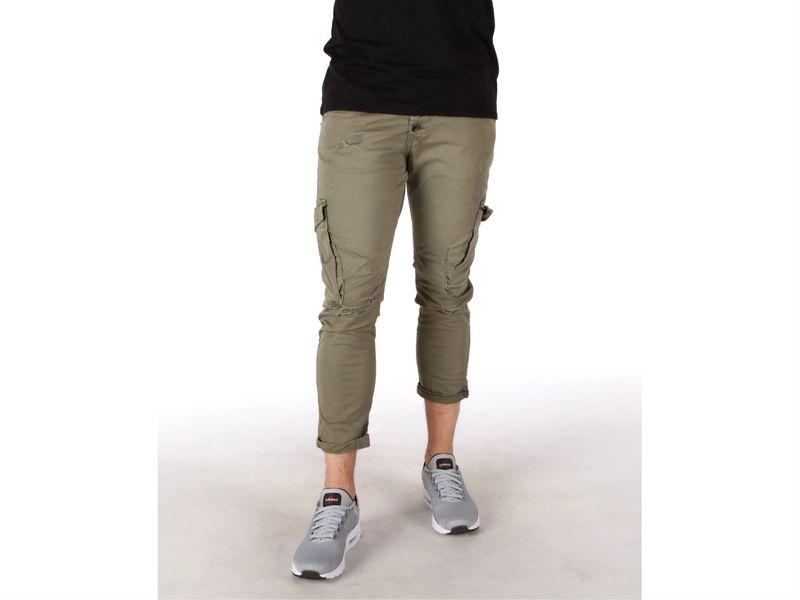 Image of Berna pantalone uomo verde, 44, 46, 50 Uomo, Negro